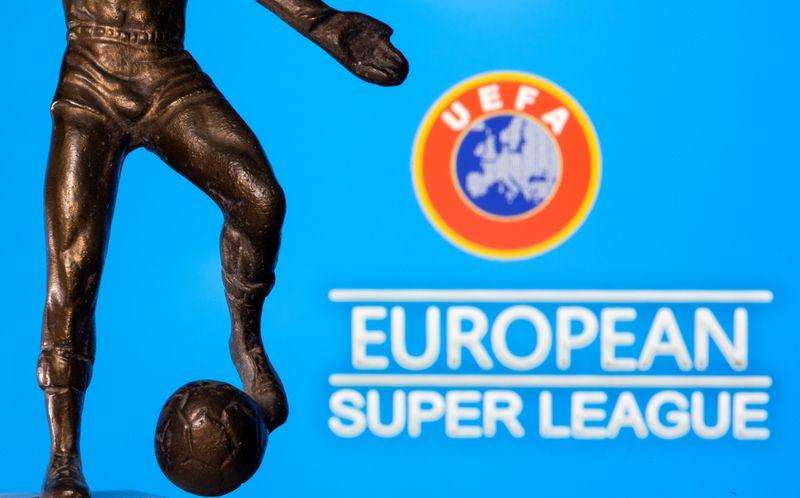 Football: Le projet de Super Ligue mis à mal par le retrait des clubs anglais