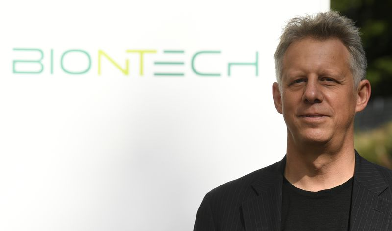 BioNTech sees scope for further capacity expansion: CFO