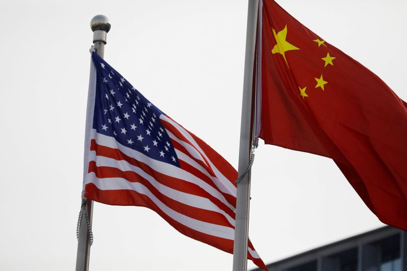 U.S. lawmakers intensify bipartisan efforts to counter China