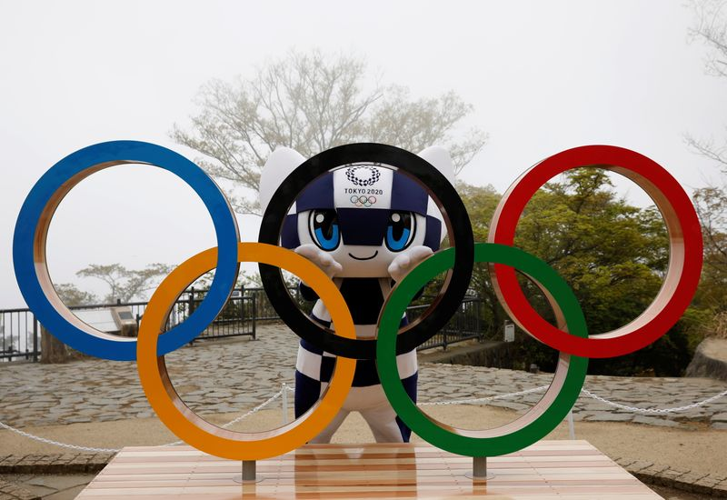 Olympics-Tokyo organisers to delay decision on spectator limits