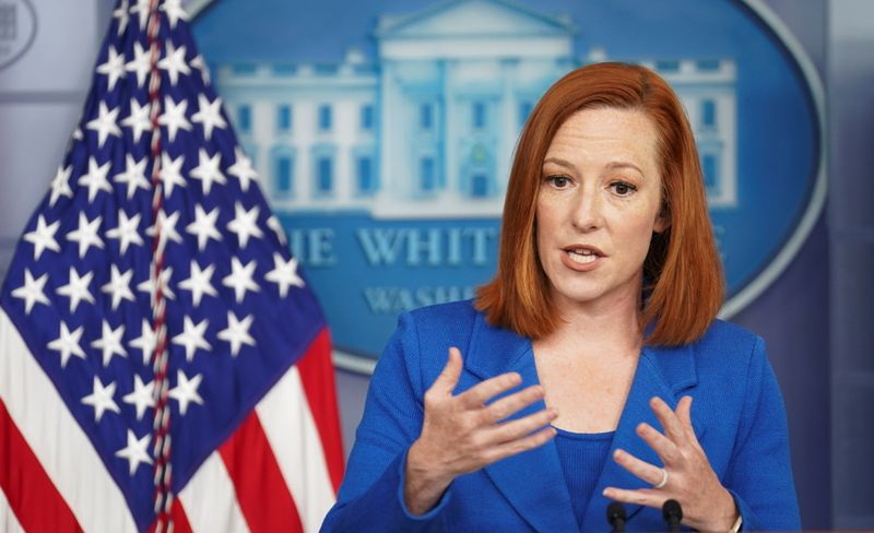 White House backs tech bill boosting U.S. supply chains - spokeswoman