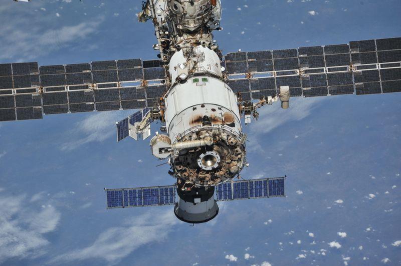 ロシア、独自の宇宙ステーション打ち上げへ ISSから脱退