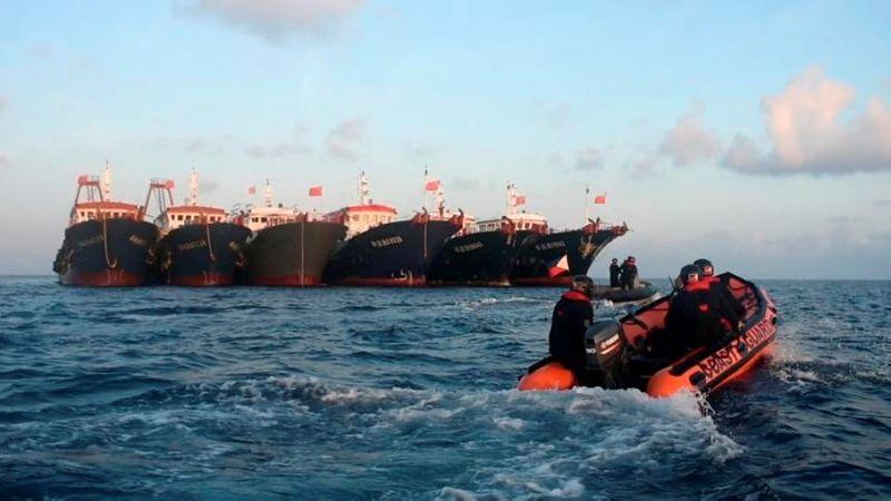 フィリピン、領海と資源守るため南シナ海の警備強化
