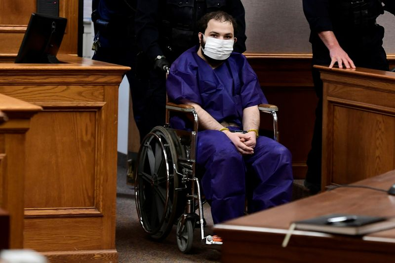 Accused Colorado supermarket gunman faces additional attempted murder, weapons charges