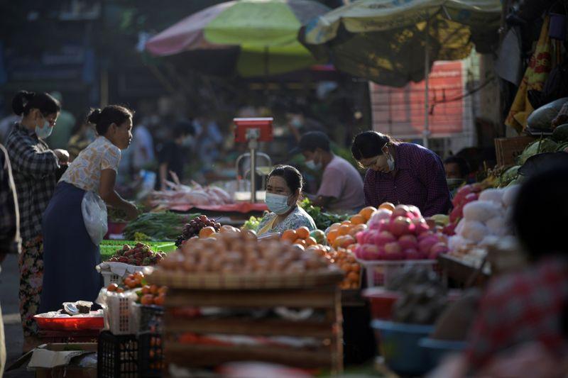 ミャンマーで食料不安が深刻化、数百万人が飢え直面も=国連