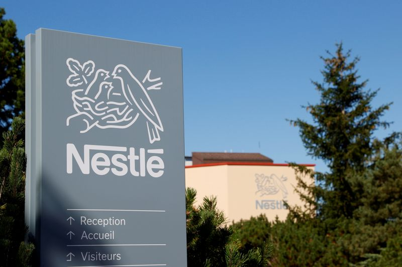 Coffee and dairy help Nestle beat expectations in Q1