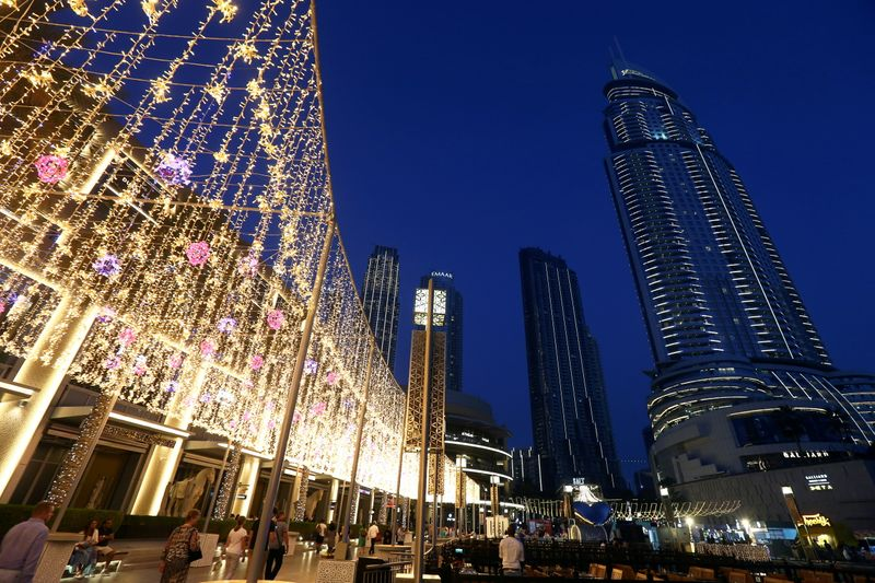 Gulf economies seen rebounding this year but some forecasts scaled back: Reuters poll