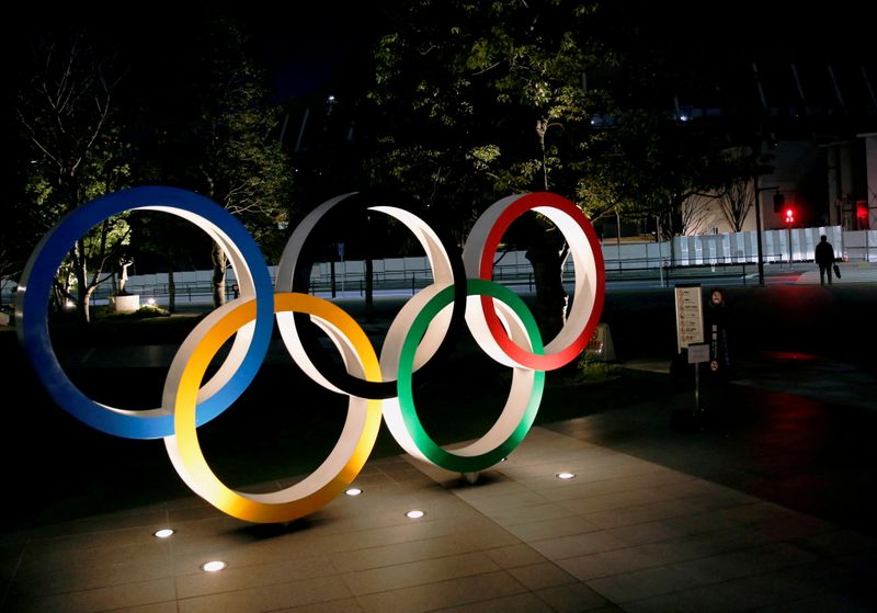 Tokyo Olympic torch staffer becomes event's 1st COVID-19 infection