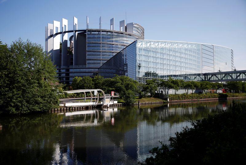 EU parliament agrees to April 27 vote on EU-UK trade deal