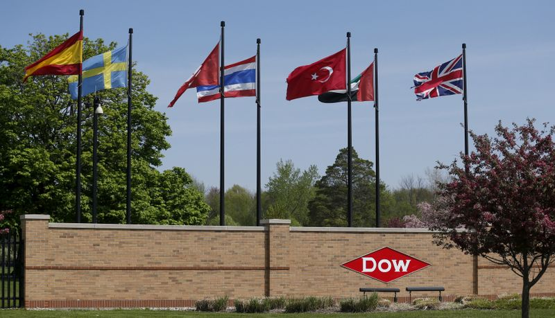 Dow profit rises on higher prices for chemicals
