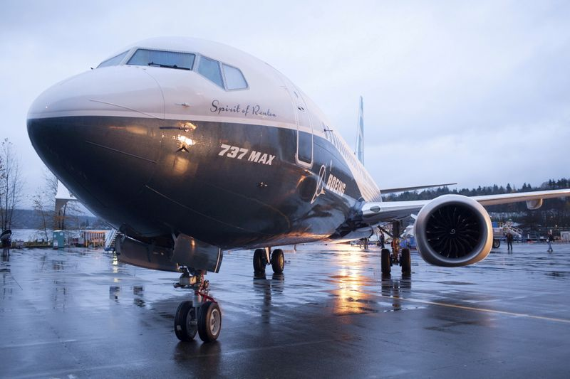 Boeing still working on fix for 106 grounded 737 MAX planes -U.S. FAA