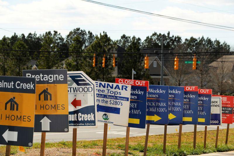 米中古住宅販売、3月は7カ月ぶり低水準 在庫不足で価格上昇
