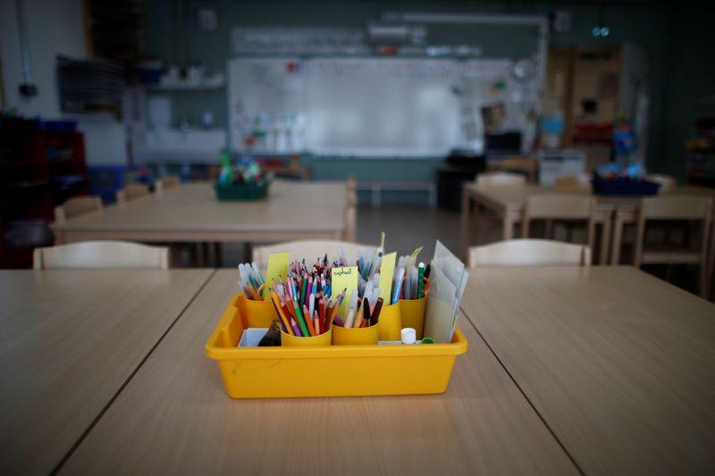 Coronavirus/France: La rentrée scolaire confirmée pour la semaine prochaine