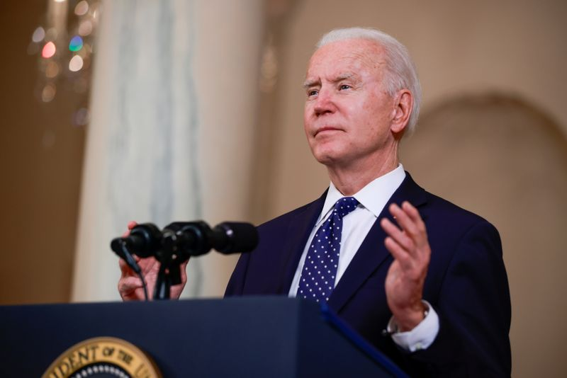 Biden to propose almost doubling capital gains tax rate for wealthy individuals - Bloomberg