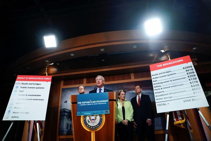 米共和党、5680億ドルのインフラ投資計画発表 増税伴わず