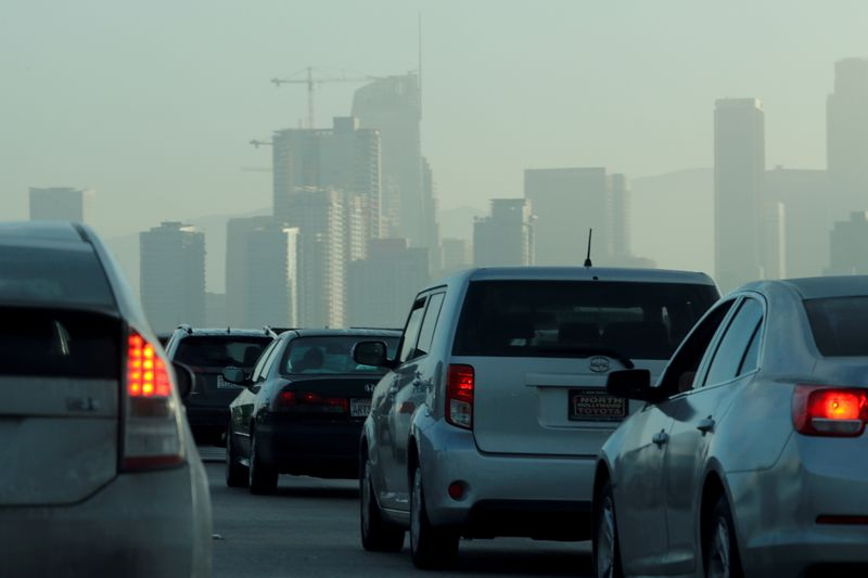 U.S. moves to withdraw Trump rule barring California vehicle emissions regulations