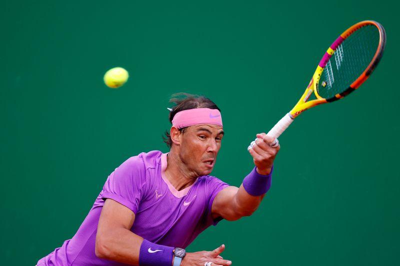 ATP roundup: Rafael Nadal reaches Barcelona quarterfinals