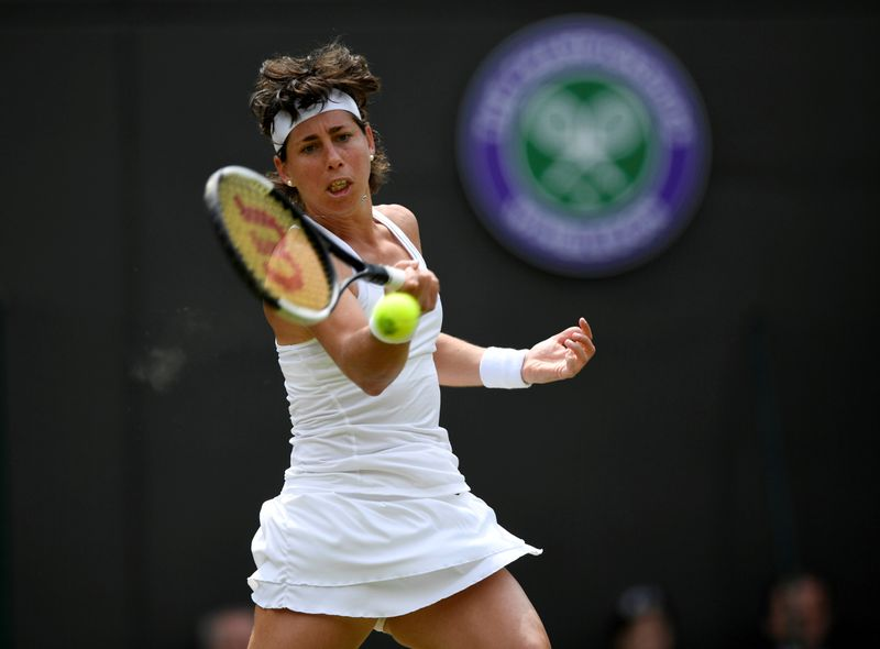 Tennis: 'I'm cured!' - Suarez Navarro completes Hodgkin lymphoma treatment