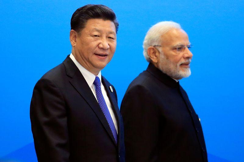 中国、新型コロナ感染深刻なインド支援の意向=外務省