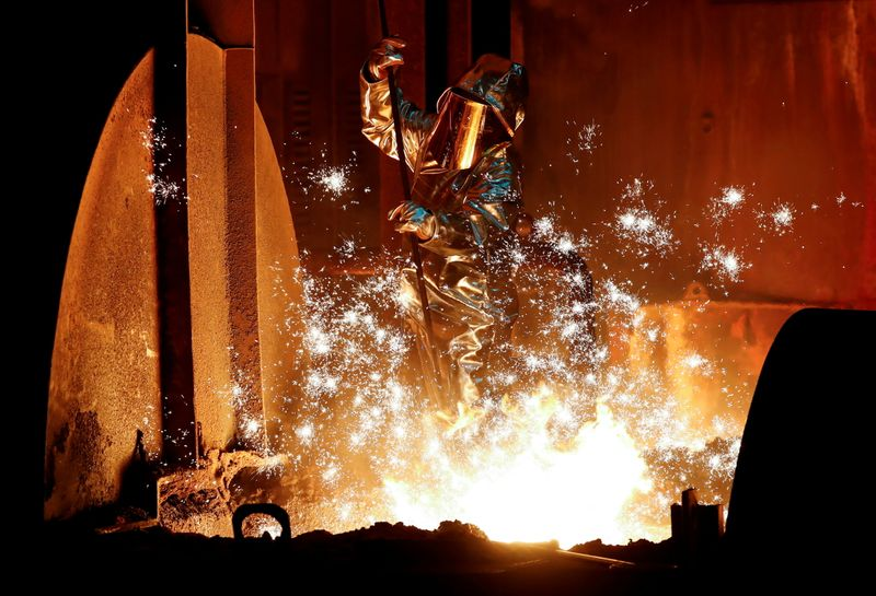 Thyssenkrupp mulls state aid for steel division -Manager Magazin