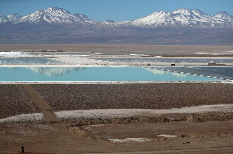Exclusive: Chile settles dispute with Albemarle over lithium reserves data