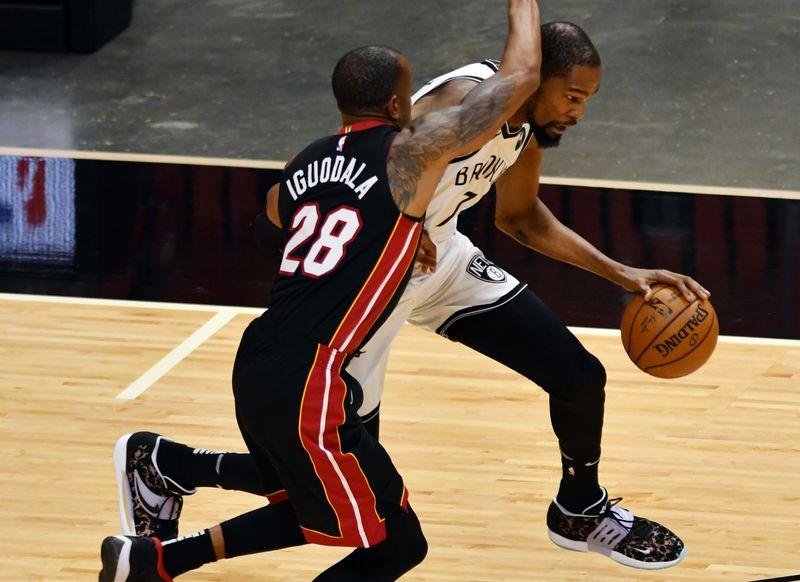 Nets' Kevin Durant out again vs. Celtics