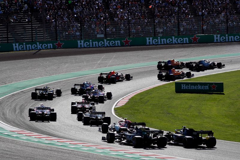 Japanese F1 GP to remain at Suzuka until end of 2024