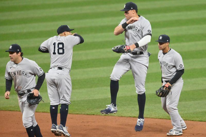 Resumen de MLB: Gerritt Cole de los Yankees gana el duelo con el indio Shane Bieber