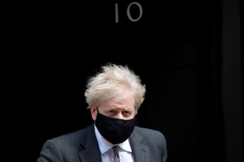 UK's Johnson paid for apartment refurbishment himself, minister says