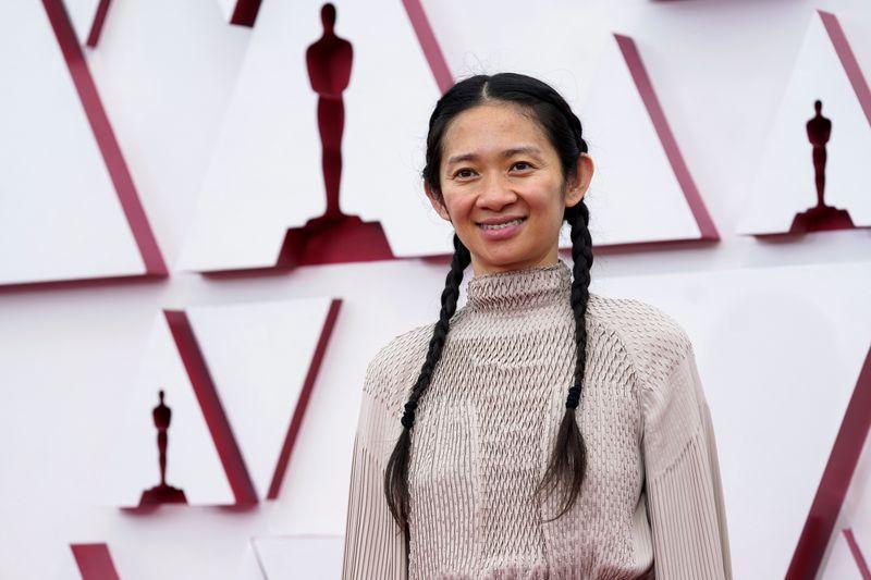 Regina King, Carey Mulligan, others step back onto Oscars red carpet