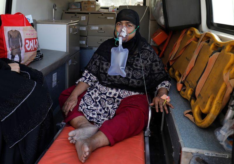 India's coronavirus crisis deepens as countries promise aid