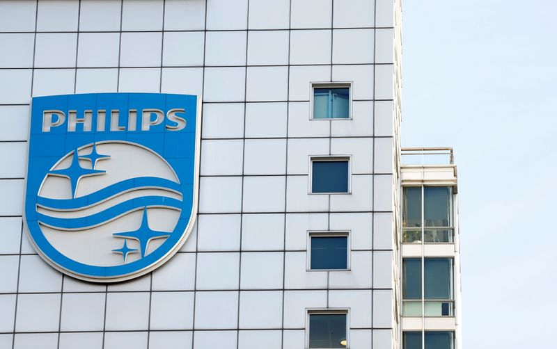 Philips lifts 2021 forecast as Q1 sales soar amid pandemic