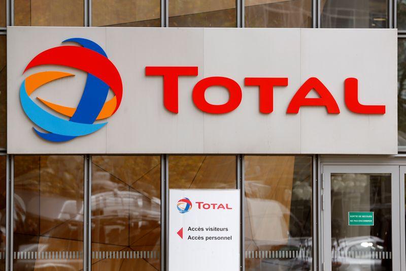 Total déclare un événement de force majeure au Mozambique