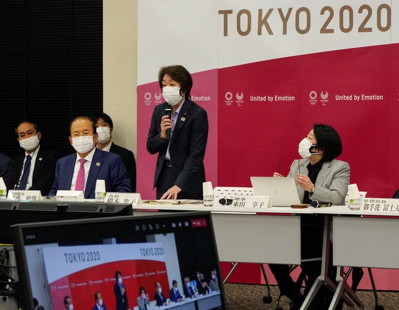 Tokyo 2020 says to hold COVID-19 roundtable on April 30