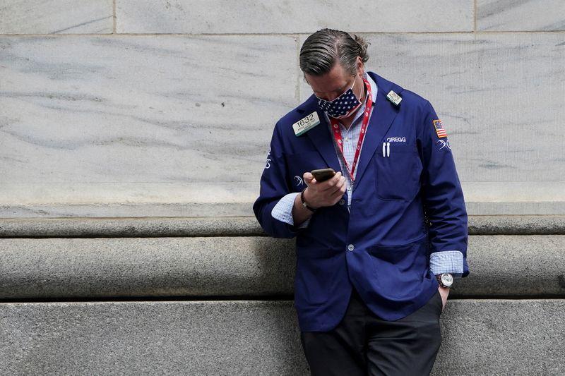 Nasdaq set to open lower ahead of big tech earnings