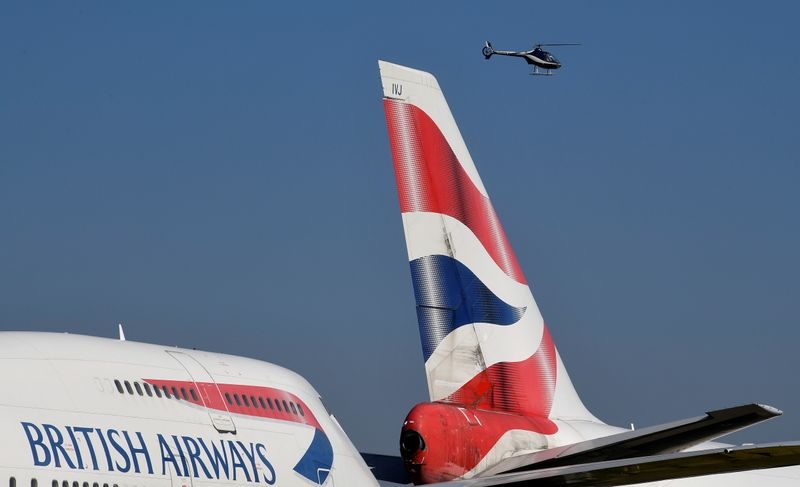 British Airways CEO says 'great opportunity' for UK-U.S. travel