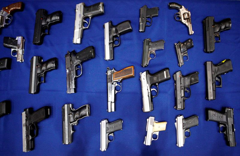 U.S. Supreme Court takes major case on carrying concealed handguns