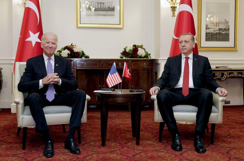 Erdogan calls on Biden to reverse 'wrong step' on Armenian declaration