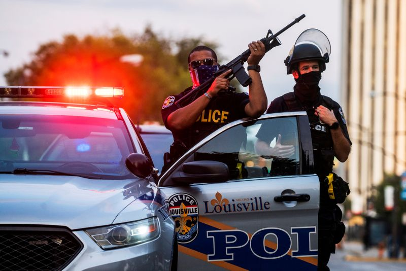U.S. to probe Louisville, Kentucky, police after Breonna Taylor death