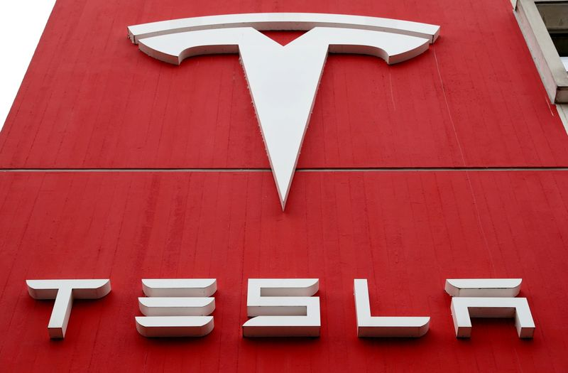 Tesla edges past Wall Street revenue target, boosted by regulatory credits, China demand