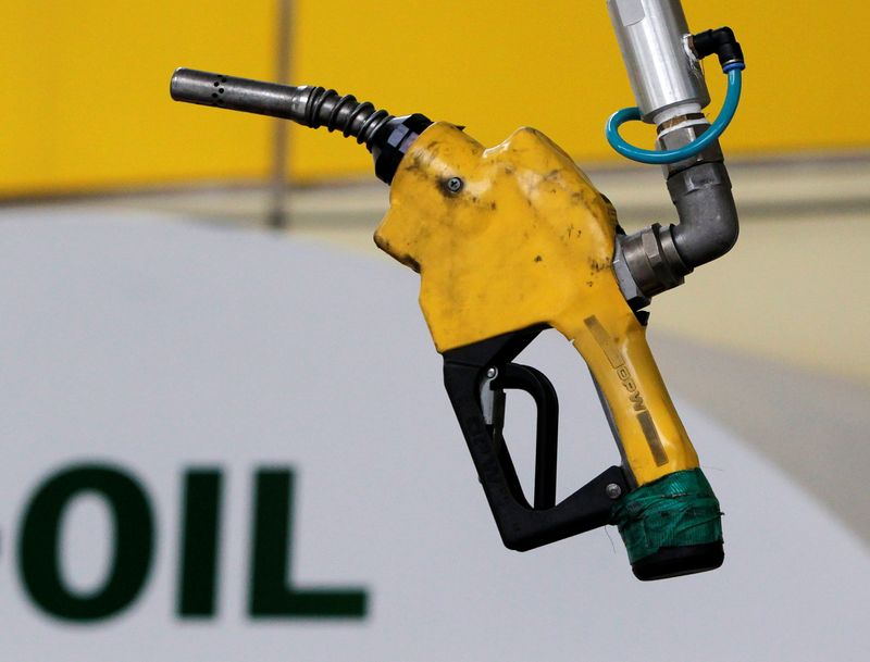 Oil rises, but gains capped by demand concerns as India reels from COVID-19