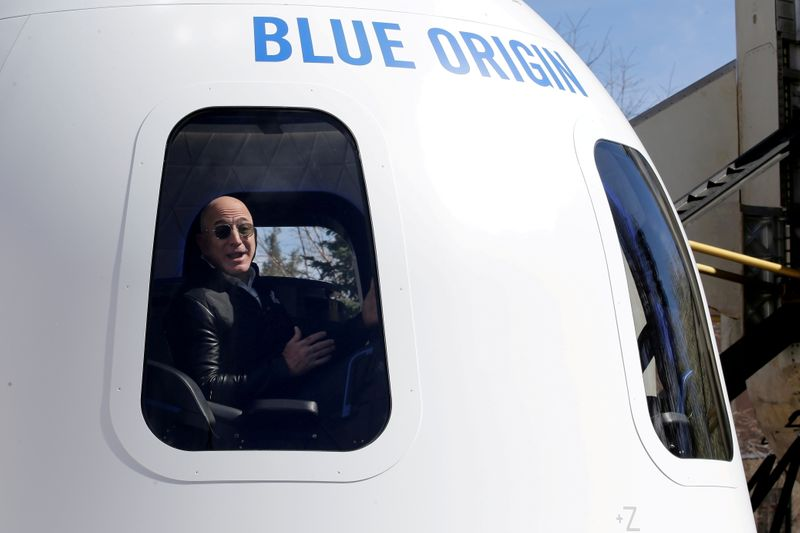 Blue Origin conteste un contrat accordé par la Nasa à SpaceX
