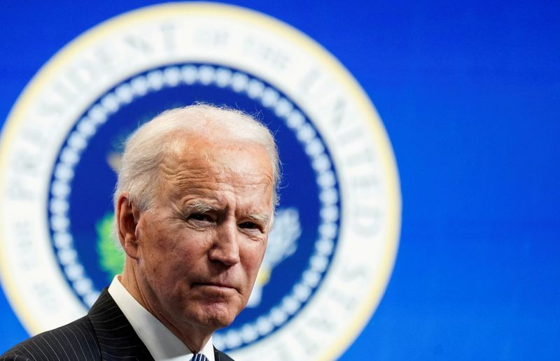 Biden eyes $80 billion IRS boost to help fund family programs: NY Times