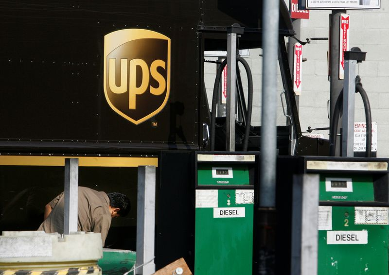 UPS apresenta resultados recordes no 1º trimestre
