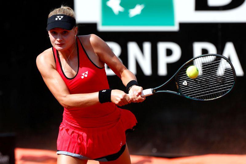 Tennis: Yastremska's application to lift provisional doping ban denied