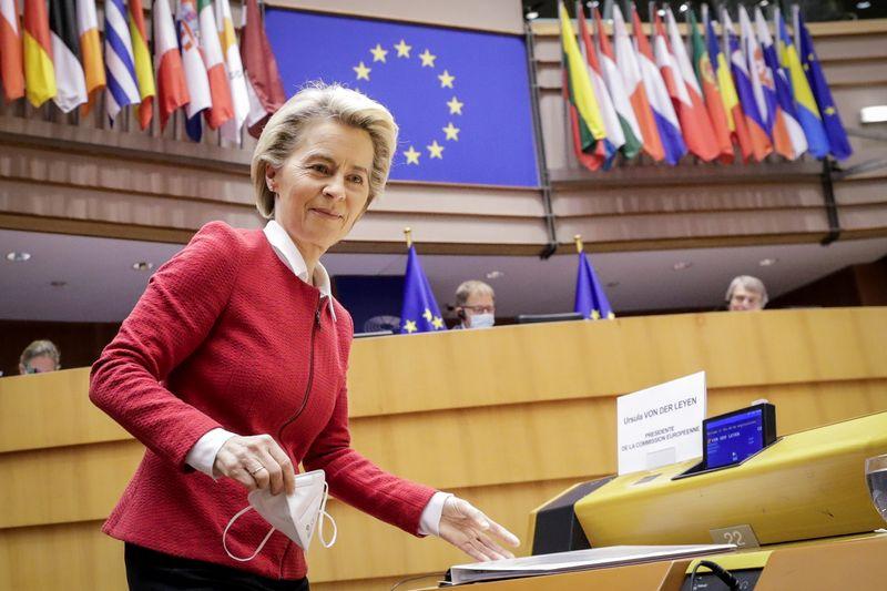 Законодатели ЕС одобрили торговую сделку с Великобританией