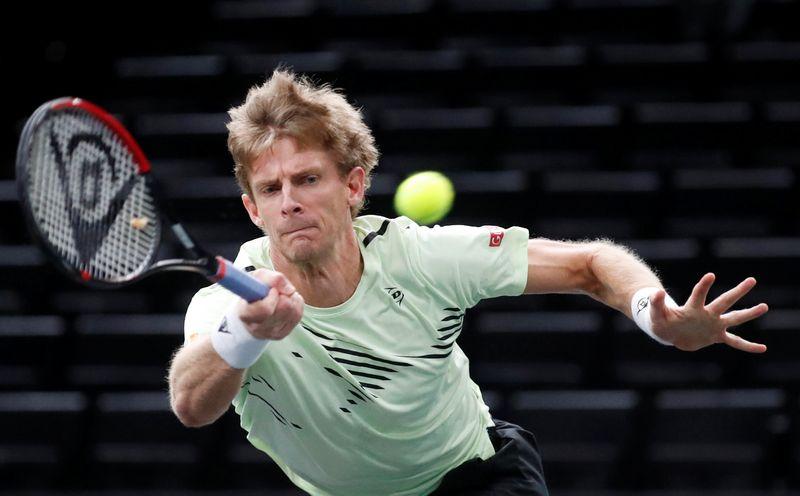 Kevin Anderson reaches Estoril quarterfinals By Reuters thumbnail