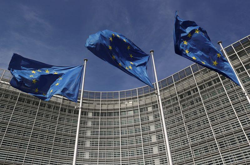 Euro zone sentiment surges in April ending COVID recession