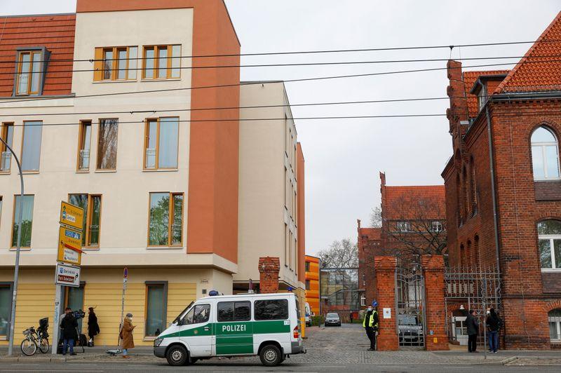 Quatre tués dans une clinique allemande, une femme arrêtée