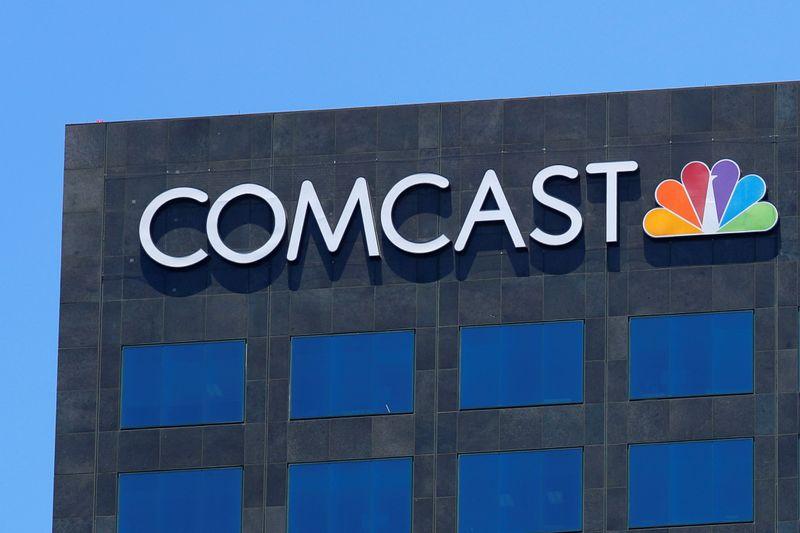 Comcast beats quarterly revenue estimates fueled by broadband demand